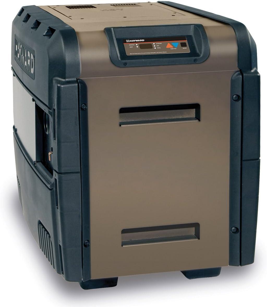 Hayward H150FDN Universal H-Series 150,000 BTU Pool and Spa Heater, Natural Gas, Low Nox