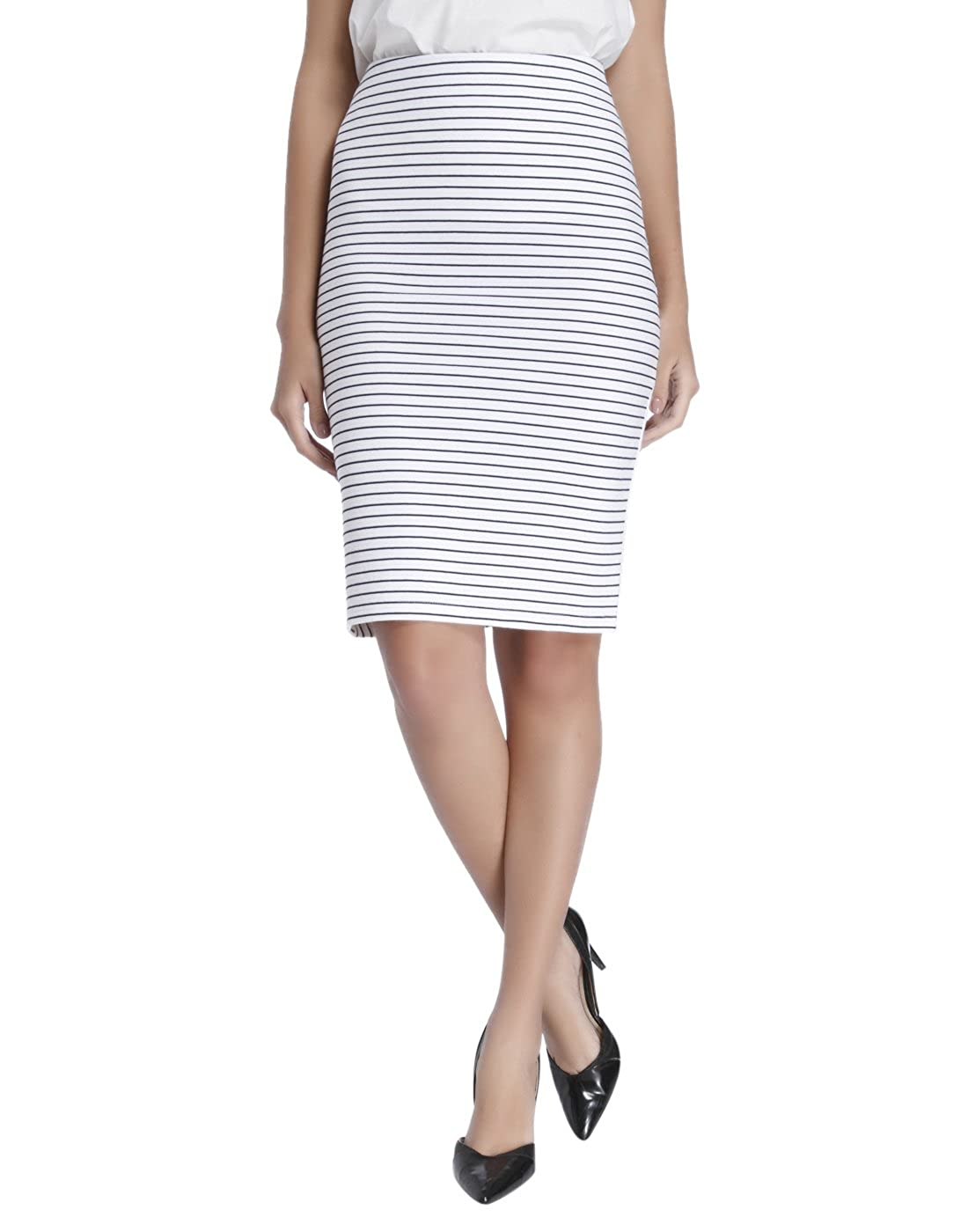 VERO MODA Women's Body Con Skirt
