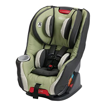 Amazon.com : Graco Size4Me 65 Convertible Car Seat, Go Green : Baby