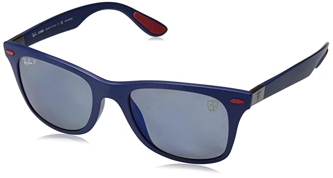 69303014e03 Image Unavailable. Image not available for. Color  Ray-Ban Men s Injected  Man Sunglass Polarized ...