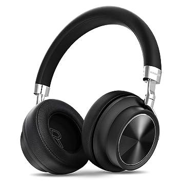 a2cebaa9fc3 ELEGIANT Auriculares Bluetooth, Cascos Inalámbricos con Micrófono 12 Horas  de Reproducción para iPhone Samsung S8 Huawei Xiaomi iOS Android Tableta PC  ...