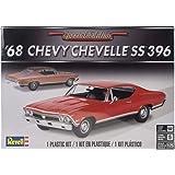 Plastic Model Kit-'68 Chevelle Ss 396 1:25