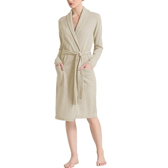 Cashmere Shawl Collar Robes