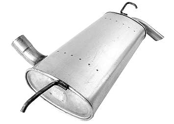 Walker 21544 Quiet-Flow Stainless Steel Muffler