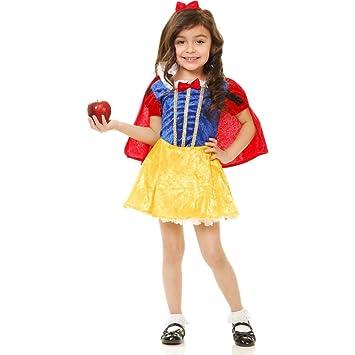 sc 1 st  Amazon.com & Amazon.com: Little Girlsu0027 Snow White Costume Toddler (2-4): Toys u0026 Games