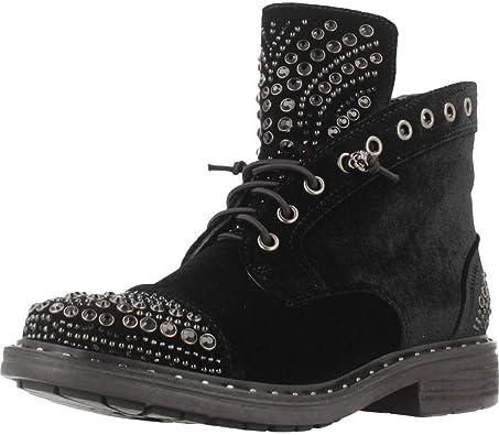 interrumpir Felicidades Vacunar  Botas para Mujer, Color Negro, Marca ALMA EN PENA, Modelo Botas para Mujer  ALMA EN PENA I18414 Negro: Amazon.es: Zapatos y complementos