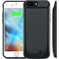 elzle Elzle 5000mAh Charging Battery Case for iPhone 6 Plus 6s Plus 7 Plus 8 Plus Rechargeable Battery