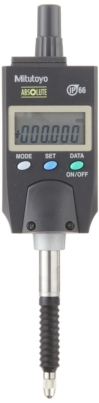8mm Stem Dia. +//-0.003mm Accuracy Mitutoyo 543-575 Absolute LCD Digimatic Indicator ID-N M2.5X0.45 Thread 0-5mm Range 0.01mm Graduation IP66