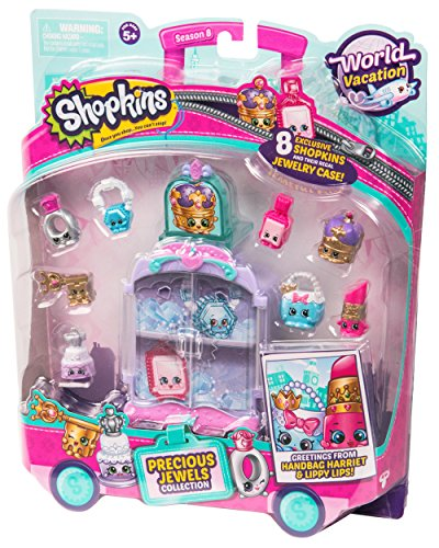 Shopkins World Vacation (Europe) - Precious Jewels Collection - http://coolthings.us