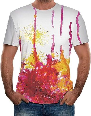 Sylar Camisetas Hombre Originales Manga Corta Estampado De Tinta ...