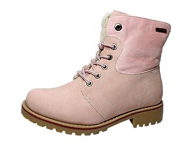 Damen Winterschuhe Stiefelette Winterstiefel Boots
