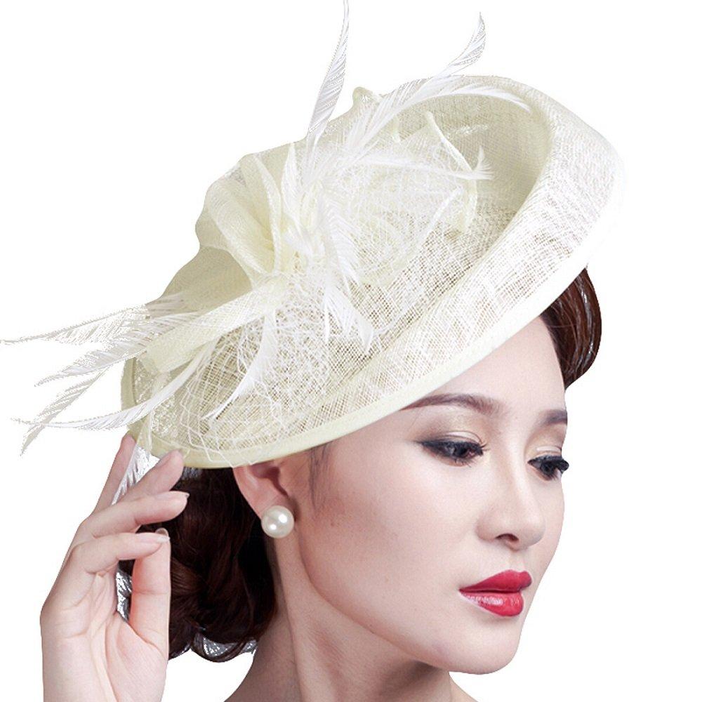 Wedding Hats For Short Hair: Hats For Weddings: Amazon.com