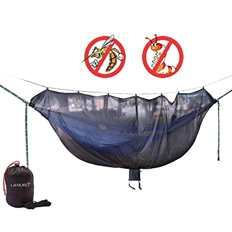 Medium image of hammock mosquito     universal bug screen canopy for camping hammocks