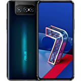 ASUS Zenfone 7 Pro ZS671KS Dual-SIM 256GB + 8GB RAM Factory Unlocked 5G Smartphone (Aurora Black) - International Version
