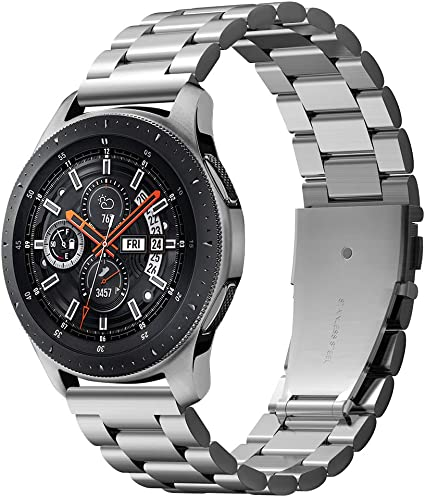 Spigen Modern Fit Designed for Samsung Galaxy Watch 46mm Band (2018) / Designed for Samsung Gear S3 Frontier 46mm Band, Gear S3 Classic Band (2016), ...