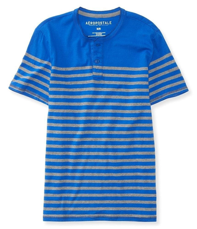 ba563ea5 Top2: Aeropostale Mens Striped Ss Henley Shirt. Wholesale ...