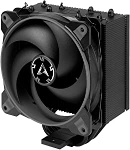ARCTIC Freezer 34 Esports - Tower CPU Cooler with BioniX P-Series case Fan, 120 mm PWM Fan, for Intel and AMD Socket, for CPUs up to 200 Watts TDP - Grey