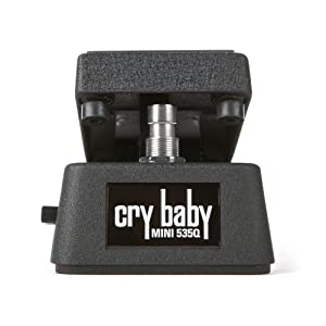 JIM DUNLOP Cry Baby MINI 535Q