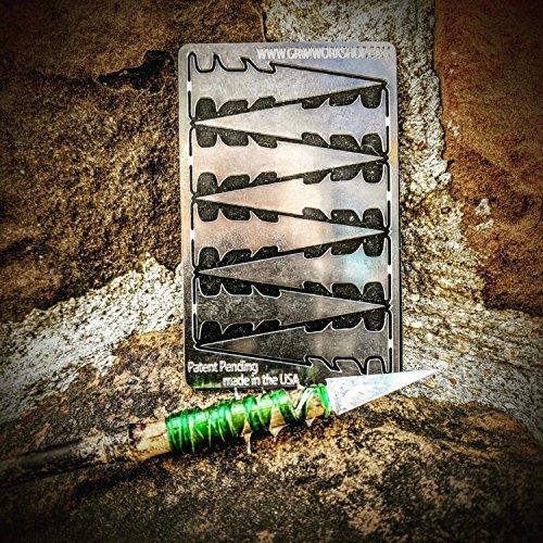 Grim Workshop Arrow Head Card by Grim Workshop (Image #1)