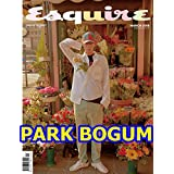 ESQUIRE 3月号 A型(2018)表紙:Park Bo Gum【5点構成】本册+記事翻訳+ Park Bo Gumポスター+ Park Bo Gumはがき2枚/韓国版/