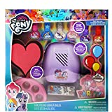 TownleyGirl My Little Pony Super Fun Nail Set with 6 Nail Polishes, Dryer, Finger Soaker, Buffer and more