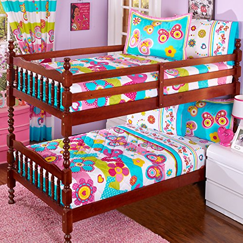Vianny Girl Bunk Bed 2pc Set