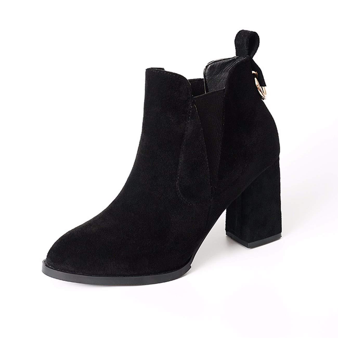 QPGGP-Stiefel Damen Stiefel & Stiefeletten A - Größe  EU40 UK8 US10