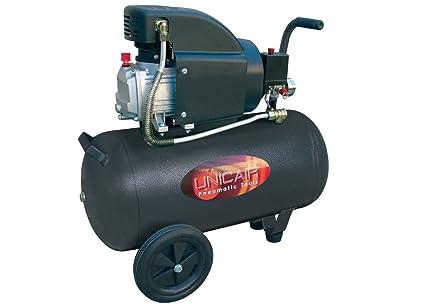Compresor de aire UNICAIR CD-2,5/50L. 50 litros 2,