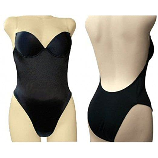 389c4348d7 Amazon.com  Backless Full High Waisted Body Shaper  Clothing