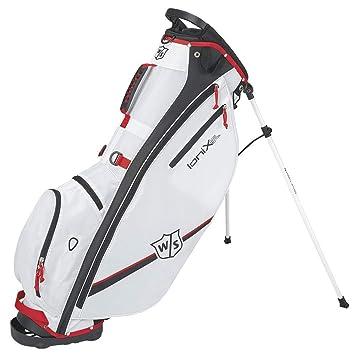 Wilson W/S Ionix SL Carry WHBL Bolsas de Palos de Golf ...
