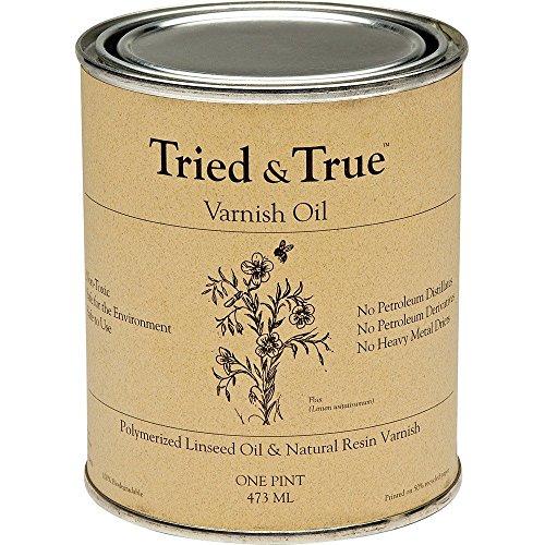 (Tried & True Varnish Oil, Pint)