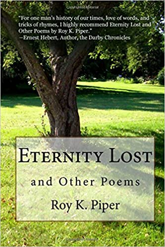 Book Eternity Lost and Other Poems