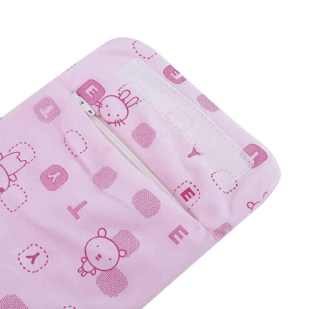 Color : Yellow Baby Feeding Bottle Storage Bag Winter Outdoor Warmer Milk Warmer Delaman USB Travel Mug Milk Bottle Heater