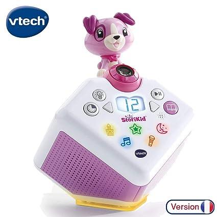 Vtech Storikid Mon Conteur D Histoires Rose Boite A Histoires Enfant Avec Projection