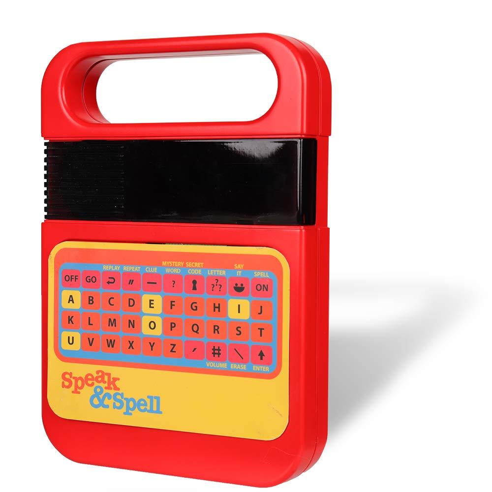Basic Fun Speak & Spell Electronic Game by Basic Fun