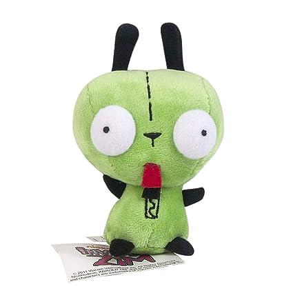 Amazon.com: Cuddly-store Alien Invader Zim Traje de perro ...