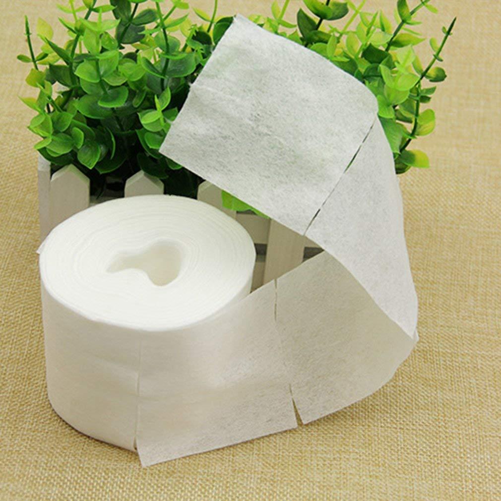 Yogamada B135 Almohadillas de algod/ón Natural Limpiador Facial Toallitas removedoras Lavar Almohadillas de algod/ón