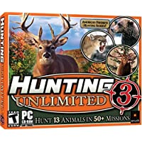 Hunting Unlimited 3 (Jewel Case) - PC