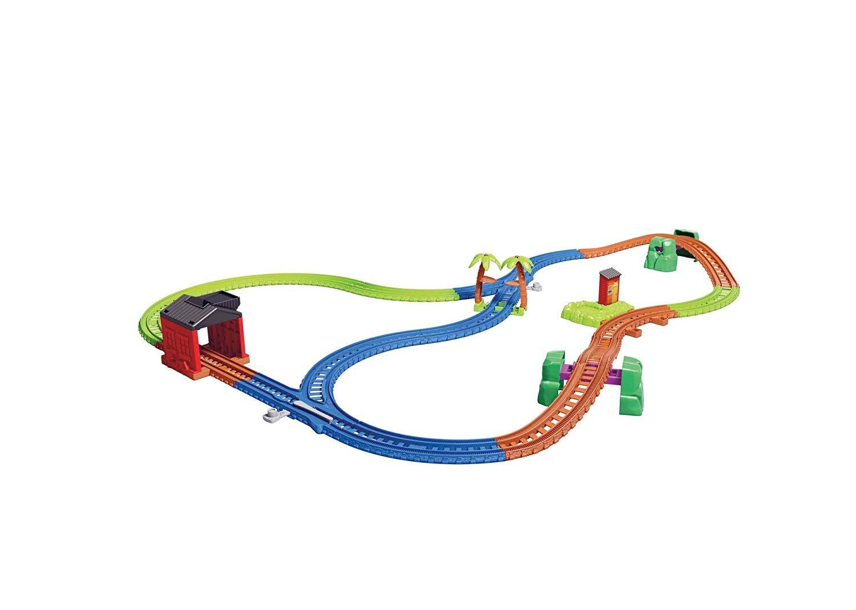 Thomas /& Friends GLL14 Trackmaster Thomas /& Nia Cargo Juego de Entrega