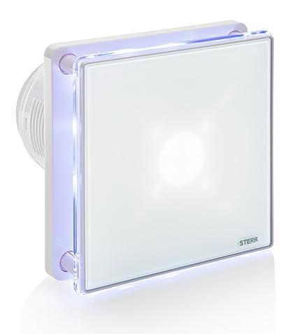 STERR - Aspiratore per bagno con retroilluminazione LED - BFS100L ...