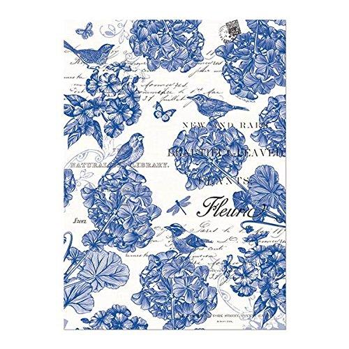 - Michel Design Works Kitchen Dish Towel, Indigo Cotton