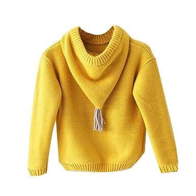 39753026d Amazon.com  Taiycyxgan Baby Boys Girls Pullover Knit Sweater Kids ...