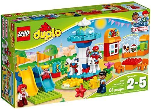 LEGO DUPLO Town - Feria Familiar (10841): LEGO: Amazon.es ...