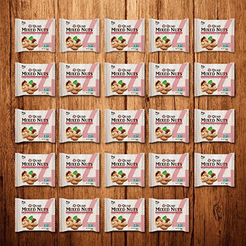 Daily Fresh Quad Mixed Nuts, 24 Count by Daily Fresh (Image #7)