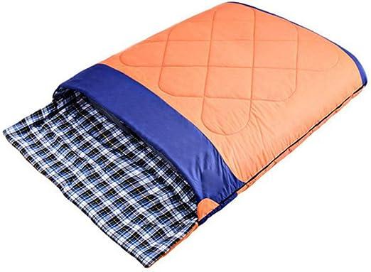 BAACHANG Amantes del Saco de Dormir Doble Saco de Dormir de ...