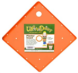 "Bloem Lawn Backyard Gardening Accessories 11"" Square Ups-A-Daisy"