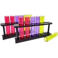 COM-FOUR® 12x vasos para licor como tubos