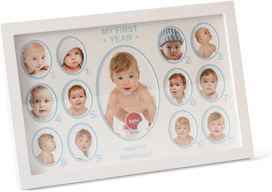 Balvi/-/One/Year/baby/photo/frame/for/13/photos