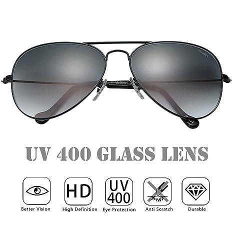 Amazon.com: O-LET Small Aviator Sunglasses Women Men Aviators UV400 ...