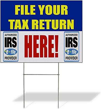 """IRS  is  a 4-Letter #@!#   ®  3/""""x10/""""  Vinyl Bumpersticker"""